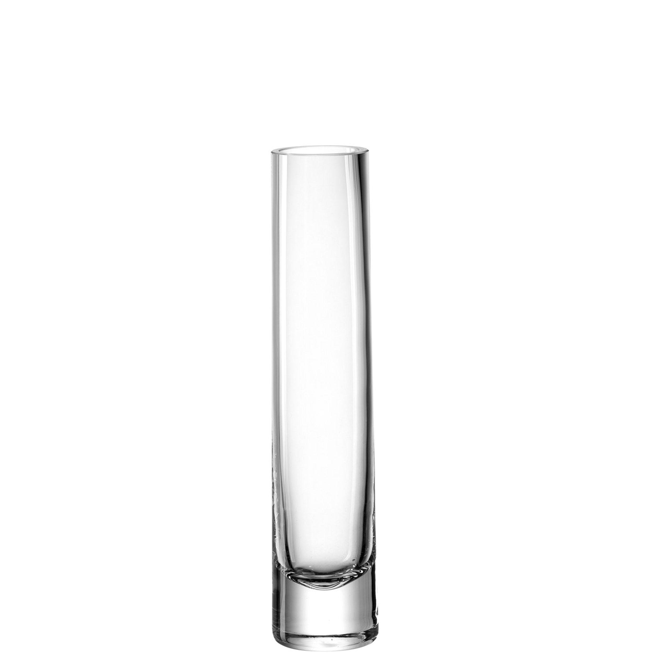 Leonardo Solifleurvase CASOLARE Vase Glasvase Dekovase Kalk-Natron Glas 18 cm